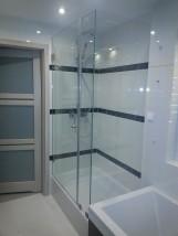 Kabina prysznicowa na wymiar, szkło hartowane