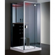 Kabiny prysznicowe Kabina z hydromasażem
