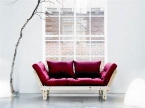 BEAT sofa drewniana