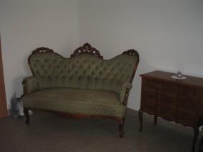 sofa rococo