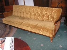 Sofa rozkładana Chippendale