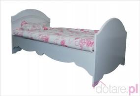 Łóżko pietrowe CLASIC z drabinką 180x90 LP-CL
