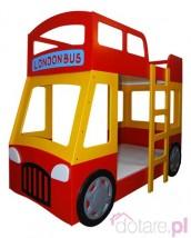 Łóżko piętrowe LondonBus LP-LB