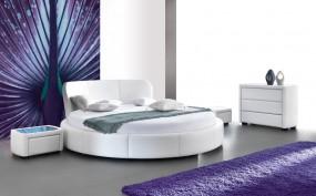 Łóżko Perła (Okrągłe)