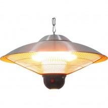 Wisząca lampa grzewcza halogenowa zdalnie sterowana 2,1kW ST692310