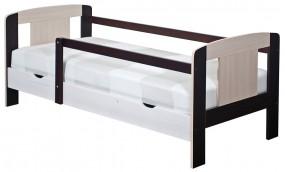 Łóżko Wiki z materacem