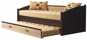 Łóżko dwupoziomowe z materacami