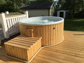 Jacuzzi Ogrodowe BEST, NATURAL, SIMPLE, LUXURY