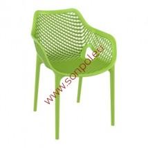 Krzesło Air zielony