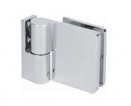 Zawias prysznicowy unoszony ściana-szkło 90 st. / 135 st. - lewy/prawy