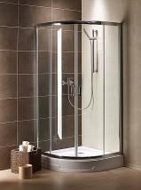 Kabina prysznicowa półokrągła 90x90 Radaway Premium Plus A 1900 30403-01-01N