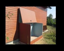 Box skrzynia rowerowa lub magazynek ogrodowy