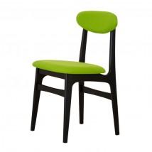 Drewniane krzesło tapicerowane IRENE