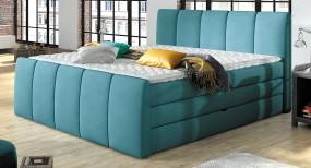 Fresco - Wygodne łóżko kontynentalne