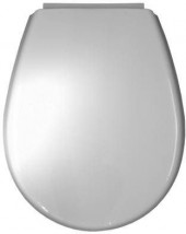 Deska sedesowa MALWA biała 80802