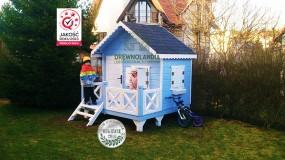 Domek dla dzieci Reksio 2x2m