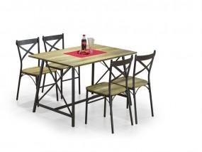 Stół i krzesła - zestawy HM