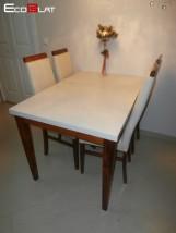 Stół kuchenny solid surface, Stół Corian, Blat stołu kuchennego