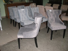Krzesła Styl Glamour Meble Sprawdź Opisy I Opinie