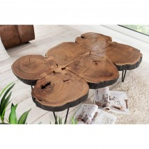 Stolik Goa 115, drewno