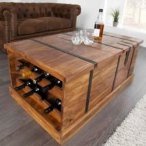 Stolik Bodega 100, drewno