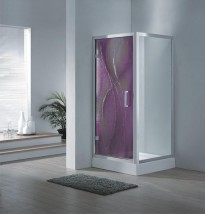 Kabiny prysznicowe przesuwne