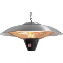 Wisząca lampa grzewcza halogenowa 1800W Stalgast ST692311