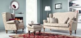 UNIMEBEL Meble tapicerowane: sofy, narożniki, fotele, wersalki, pufy, krzesła itp.