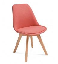Krzesła tapicerowane, drewniane oraz metalowe