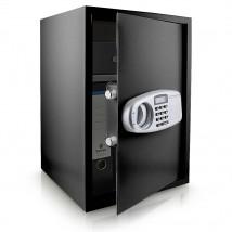 Sejf elektroniczny czarny Hd12662