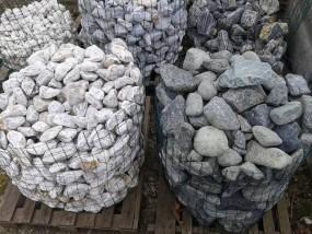 kamień ogrodowy kamienne