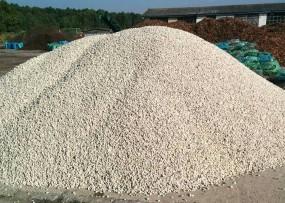Kamień ozdobny biały grys B/G/16-33
