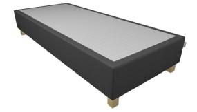 Łóżko hotelowe typu box- spring stelaż listwowy