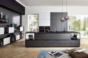 Magnetyczne fronty kuchenne kolekcji Ferro Nolte Kuchen