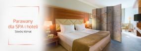 Parawany do hoteli i SPA
