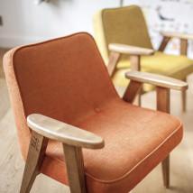 Fotel 366 Tkanina Loft