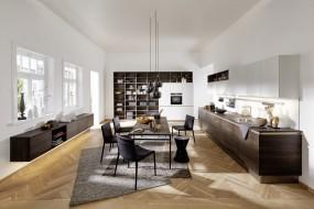 Drewno czy laminat - kolekcja Artwood Nolte Kuchen